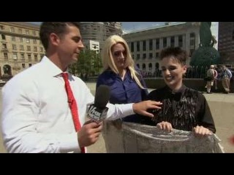 Watters' World: RNC protest edition