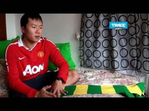 Biggest Manchester United fan in Hong Kong