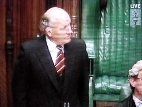 House of Commons, MIchael Lord, new deputy 2