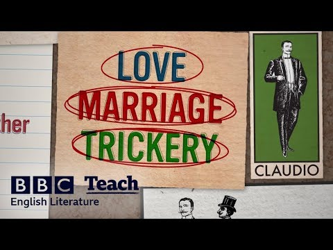 Much Ado About Nothing - Plot | English Literature - Shakespeare Songs