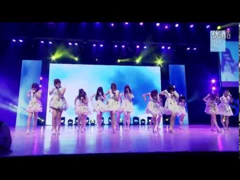 2013-05-25 SNH48 《马尾与发圈》 (ポニーテールとシュシュ) Blooming For You concert