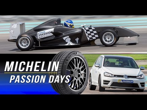 Michelin Passion Days Abu Dhabi | Pilot Sport 4 S launch