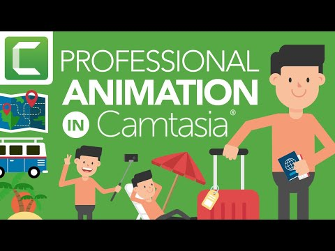 How to Make Explainer Video Animation in Camtasia