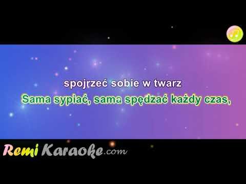 Ewelina Flinta - Żałuję (karaoke - RemiKaraoke.com)