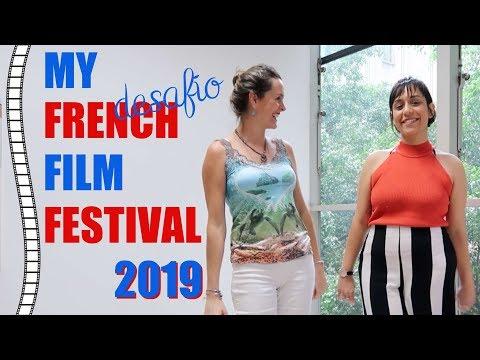 O maior festival de CINEMA FRANCÊS | Filme francês gratuito | My French Film Festival 2019