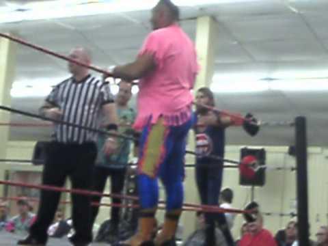 The High Rollers vs. Doug Gilbert/Tommy Rich/Greg Burns
