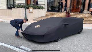 My New Supercar Delivery video of Lamborghini, Ferrari, Audi & Mercedes AMG from 2019