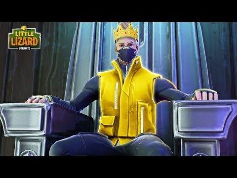 DRIFT BECOMES KING OF FORTNITE??? - Fortnite Short Films