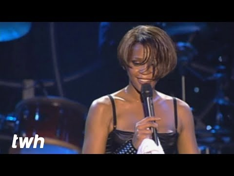 Whitney Houston - A House Is Not A Home (from Close Up)