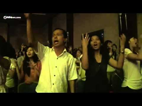 Revival in Indonesia - Many Indonesians Become Christians
