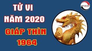 Tử Vi 2020 - Tuổi GIÁP THÌN 1964 Gặp Tài Lộc Vận Hạn Thời Điểm Phát Tài Năm 2020