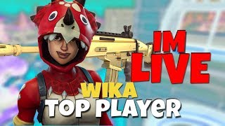 FORTNITE THANOS *INFINITY WAR GAUNTLET* LIVE STREAM PS4   636 WINS   11K+ KILLS   Top Console Player