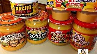 Eric's Nacho Cheese Showdown
