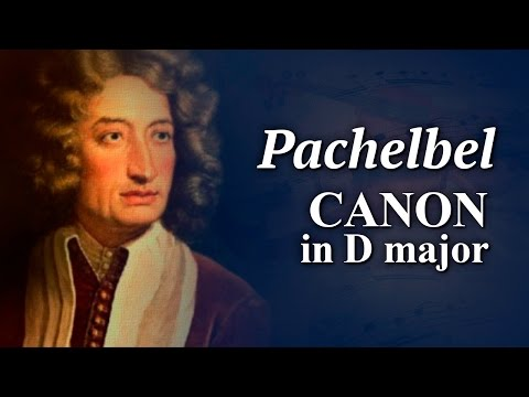 Pachelbel - Canon in D Major (Violin and Piano)