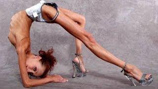 Самые худые женщины планеты