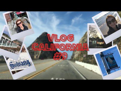 Vlog Califórnia #9 - De Los Angeles a São Francisco pela Highway 1 - 1º Dia