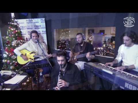 Σταυρος Ιωαννιδης καλωσόρισμα   live Radio Thessaloniki