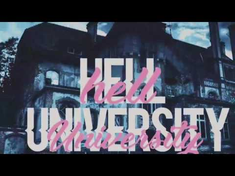 Finding Hell University [Wattpad|Book Trailer] - YouTube