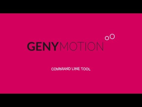 Genymotion Android Emulator – GMTool