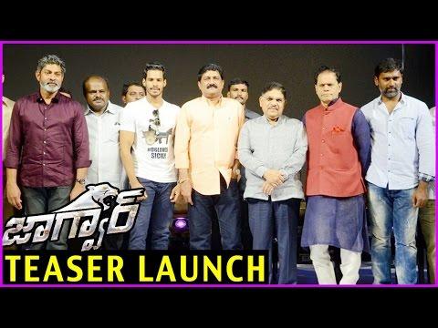 Jaguar Teaser/Trailer Launch - Telugu | Nikhil Kumar | HD Kumaraswamy | SS Thaman