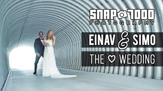 Einav & Simo Wedding Highlights