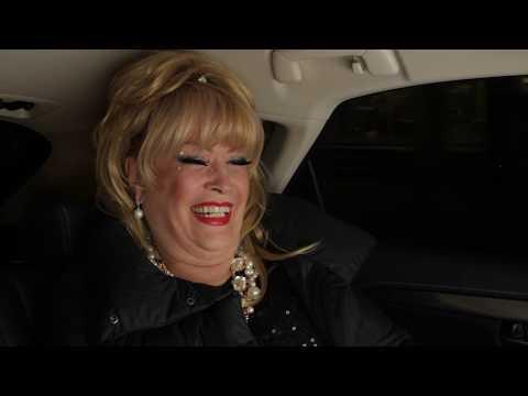 """Lexus Cabaret Cab with """"Carlotta"""""""