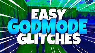 Fortnite Glitches GODMODE Glitches in SEASON 6 All Fortnite Season 6 Glitches | XP, GODMODE Glitches