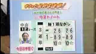 サクッと最終3連単(2011.12.11)【アナログ音声極小】.flv thumbnail