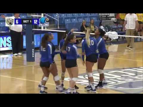 DSC Women's Volleyball vs. Palm Beach State College