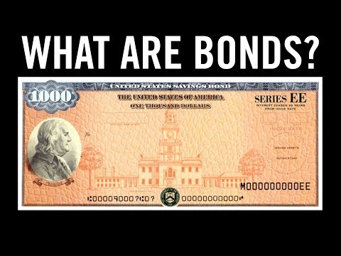 What Is A Bond? 📈 BONDS FOR BEGINNERS!