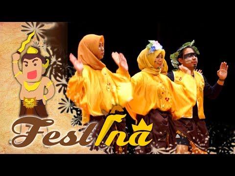 Festina 2017: Yamko Rambe Yamko Dance by PPI Yamagata