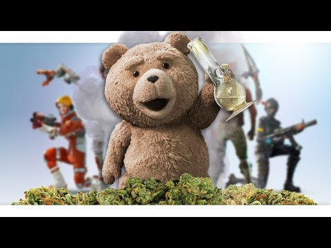 Ted Plays Fortnite!