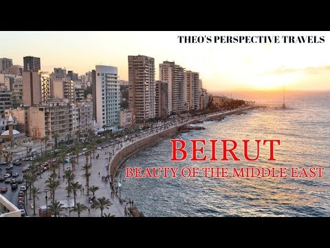2.BEIRUT:The Beauty of the Middle East