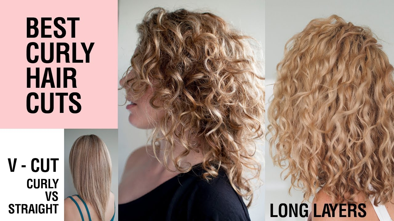 Best Haircuts For Curly And Wavy Hair Hair Romance Good