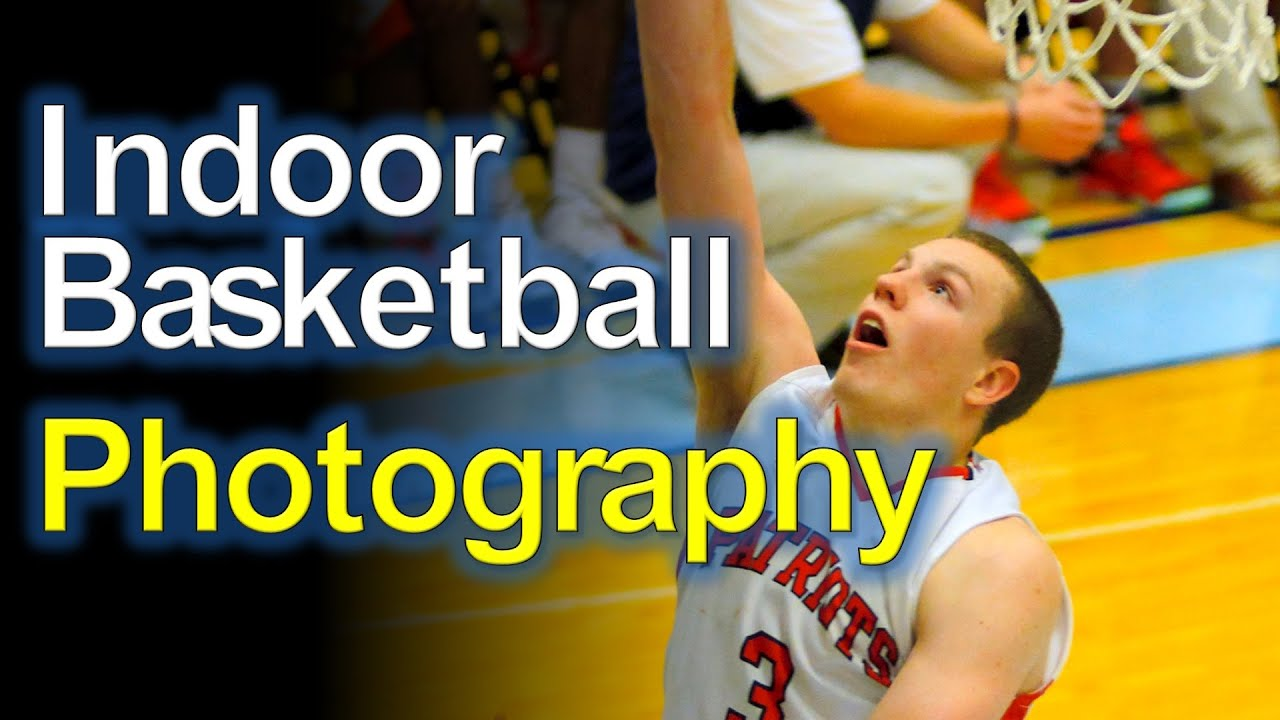 sc 1 st  YouTube & Low Light Sports Photography: Indoor Basketball - YouTube azcodes.com