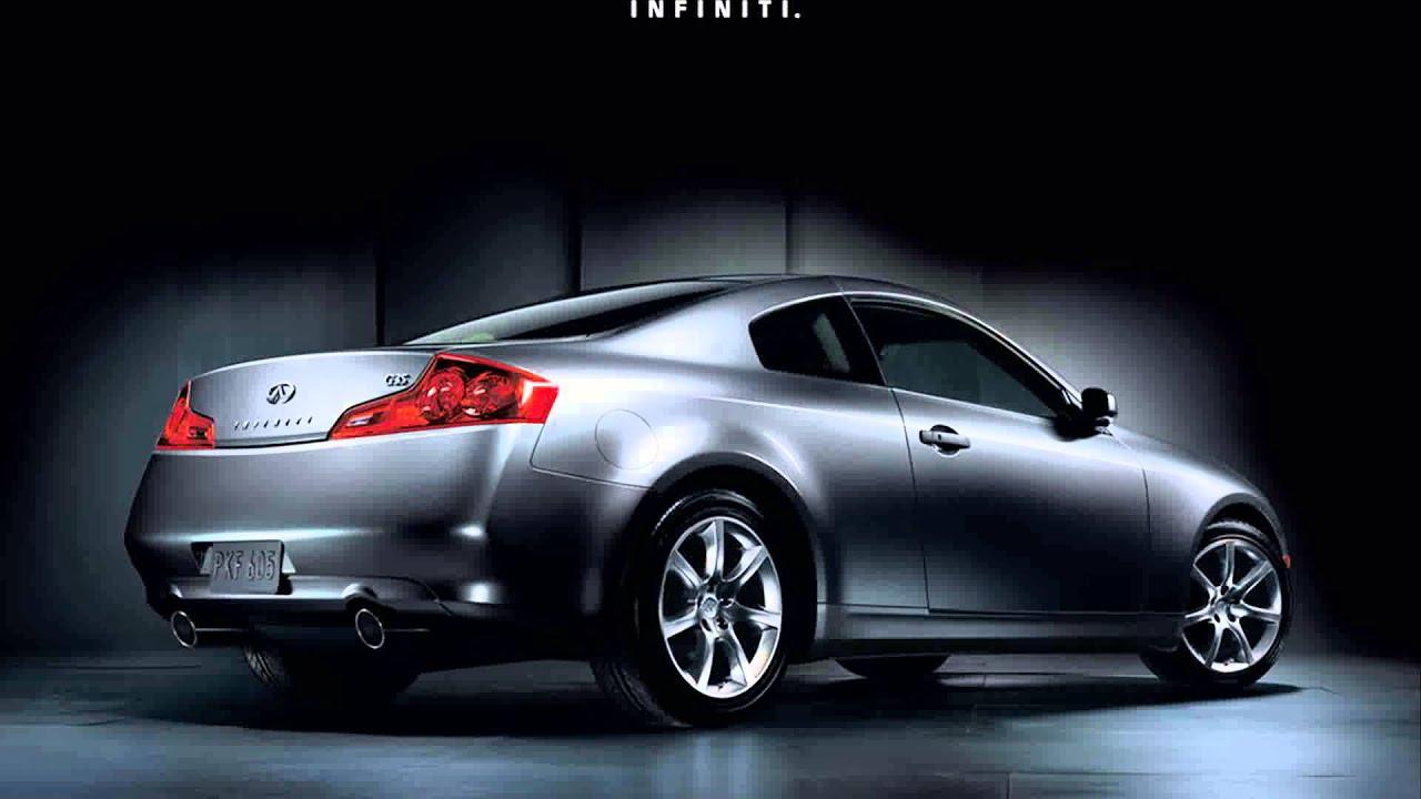 2015 model infiniti g35 coupe youtube vanachro Image collections
