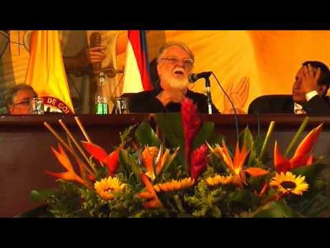 Foro de Pensamiento Latinoamericano Con Manfred Max Neef - I Parte