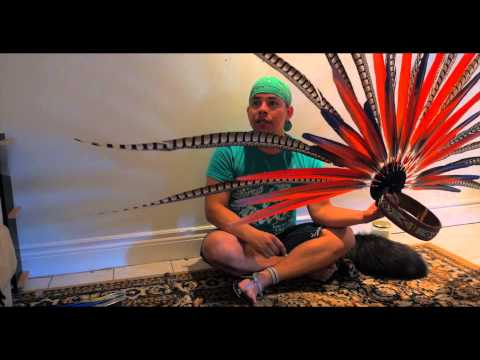 MEMO AZTEC DANCER Interview    and Process Documentry prod II Subtituled final