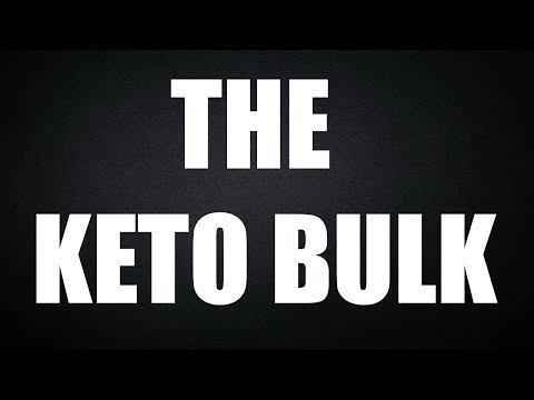 THE KETO BULK | Day 1 | INBODY TEST