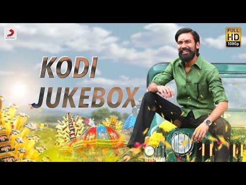 Dharma Yogi - Telugu Juke Box   Dhanush,...