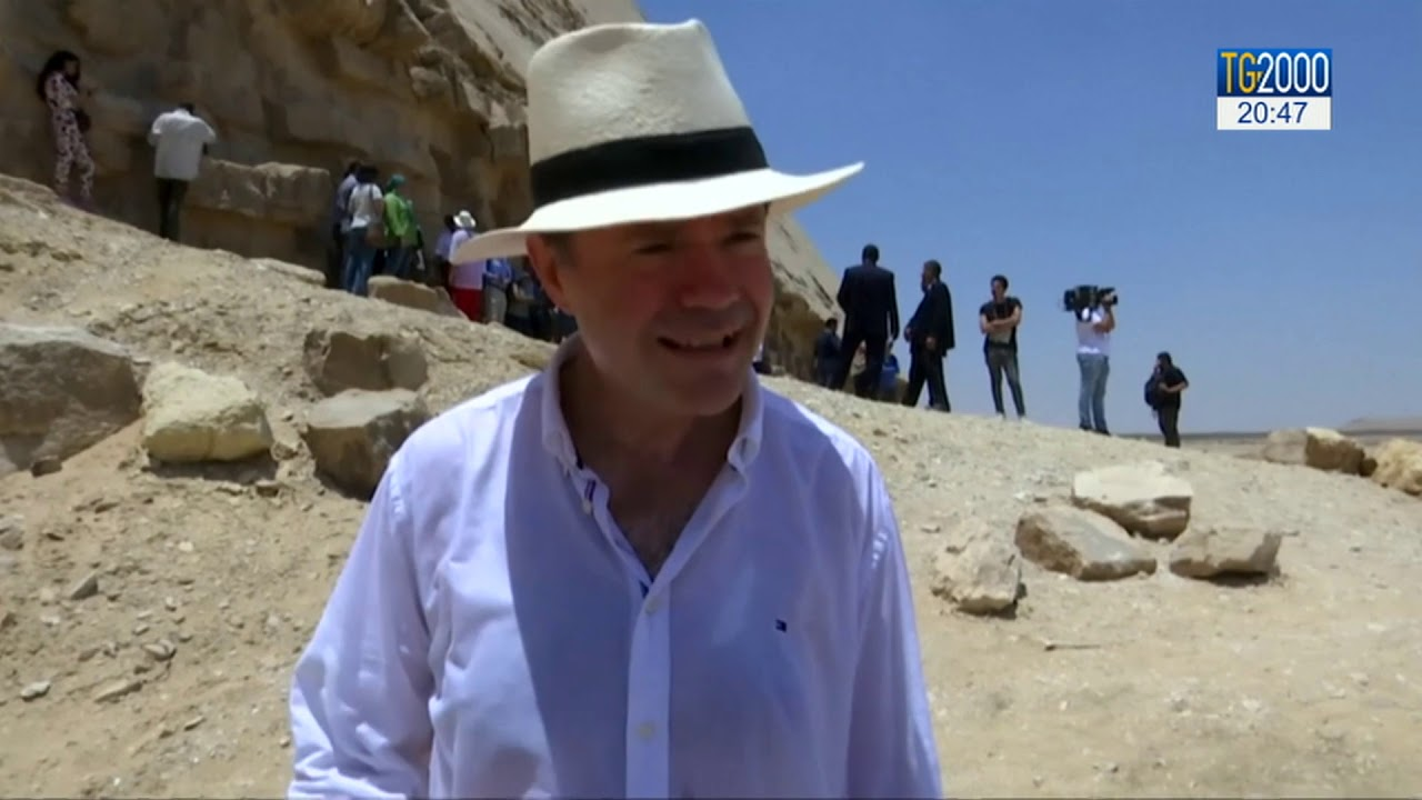 Egitto, riapre l'antica piramide di Bent, chiusa dal 1965