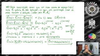 Física 4 - Onda Eletromagnética - Aula 03/05