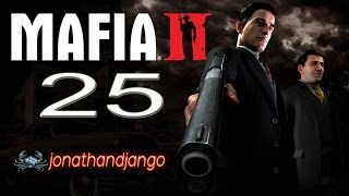 Mafia 2 Walkthrough Part 25 Gameplay Review Let's Play  (Xbox360/PS3/PC)