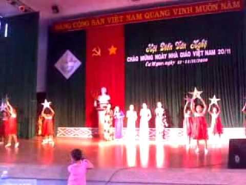 Uoc Mo Xanh - tieu hoc TRAN PHU - Quang Phu - Cumgar - Daklak.mp4