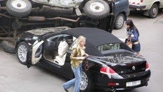 Car srasher аварии, курьезы на дарогах #16