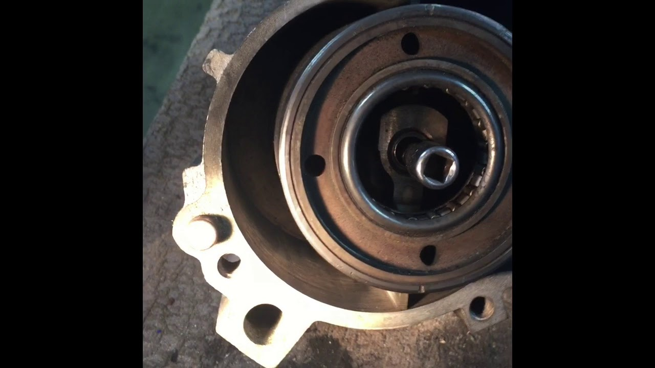 Ford F150 Smog Pump Repair