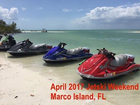 Jetski Marco Island Trip