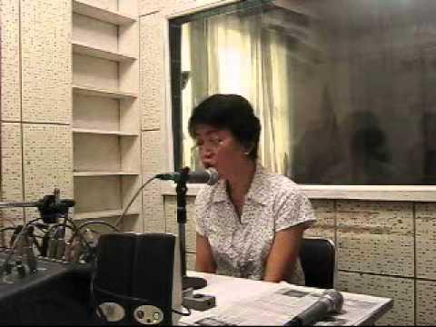 Dr. Aliza Racelis on Mass Media Ethics 1 (Tagalog)