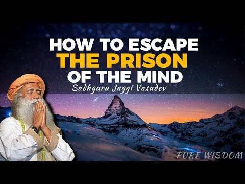 Sadhguru - How To Escape The Prison of The Mind ( Inspirational Video 2017)