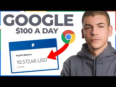How To Make Money With Google 🔍   BEST Work From Home Tutorial